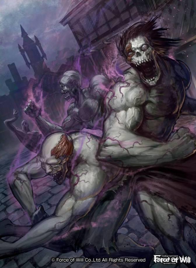 Alice Cluster: Necrolancing in Attoractia!
