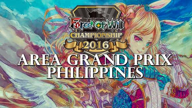2016 Area Grand Prix Details